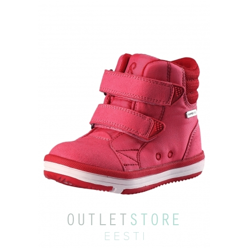 a0d51b78619 Reimatec saapad PATTER Strawberry red @ OutletStoreEesti, outletstore