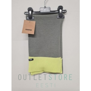 Reima scarf Purjevene Greyish green, One size