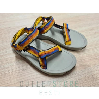 Teva Hurricane XLT2 Kids Vista Sunset, size 30,5