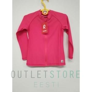 Swim shirt, Minorca Berry pink,104 cm