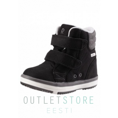 Reimatec spring high-top trainers PATTER Wash Black