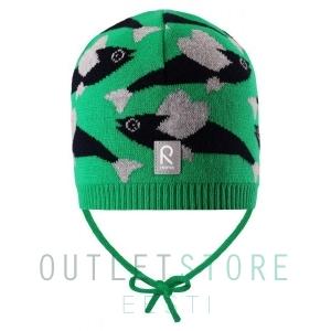 Reima k/s müts HARJUS Green