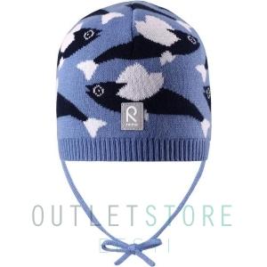Reima k/s müts HARJUS Denim blue