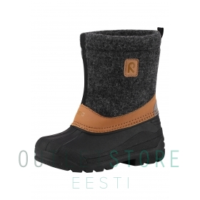 Reima kids winter boots Jalan Black