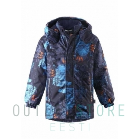 Lassie winter jacket Juksu Dark blue