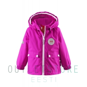 Reimatec® light insulated spring jacket QUILT Pink