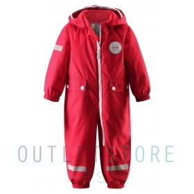 Reimatec light insulated spring overall FANGAN Red