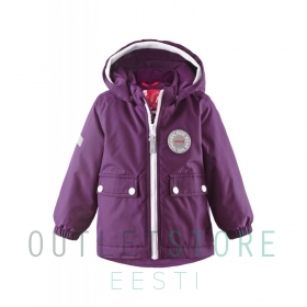 Reimatec® light insulated spring jacket QUILT Beetroot