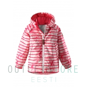 Reimatec spring jacket HIHITYS Strawberry red