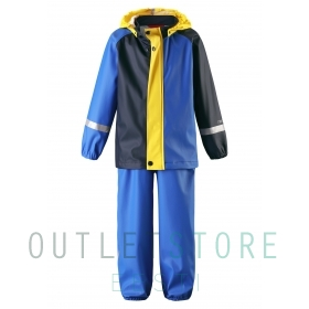Reima toddlers rain outfit Tihku Blue