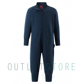 Reima wool all in one overall PARVIN Navy