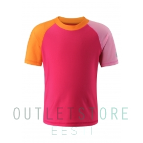 Swim shirt, Cedros Berry pink, suurus 86