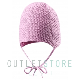 Reima babies beanie ISHAN Light orchid