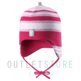 Reima Toddlers beanie AQUEOUS Pink