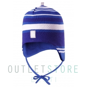 Reima Toddlers beanie AQUEOUS Blue