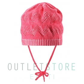 Reima spring beanie Lumme Strawberry red