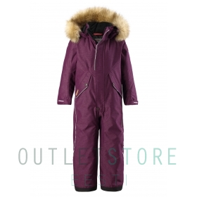 Reimatec® winter overall VUORET Deep purple