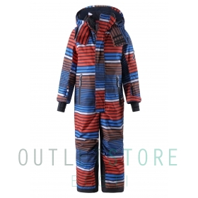 Reimatec winter overall REACH Orange