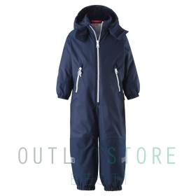 Reimatec® Kiddo winter overall FINN Navy