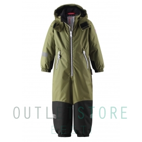 Reimatec® Kiddo winter overall FINN Khaki green