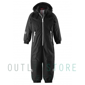 Reimatec® Kiddo winter overall FINN Black