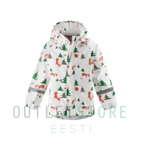 Reima rain jacket VESI Off white