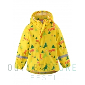Reima rain jacket VESI Yellow