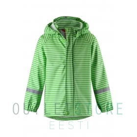 Reima rain jacket VESI Summer green