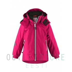 Reimatec winter jacket Reili Cranberry pink