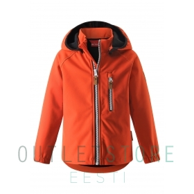 Reima softshell jacket VANTTI Orange