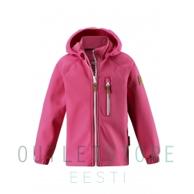 Reima softshell jacket VANTTI Rose