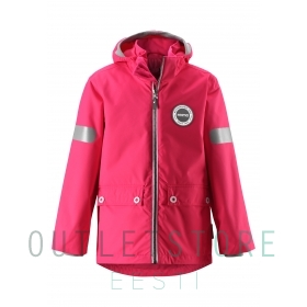 3-in-1 Reimatec waterproof jacket Sydvest Candy pink