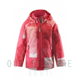Reimatec jacket, Schiff Candy pink,104 cm