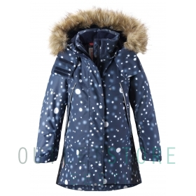 Reimatec winter jacket SILDA Navy