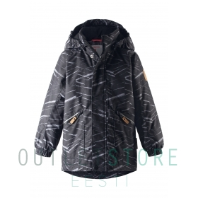 Reima winter jacket NAPPAA Soft grey