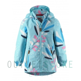 Reimatec light insulated spring jacket Anise Light turquoise