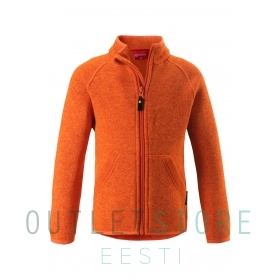 Reima fleese jacket HOPPER Orange