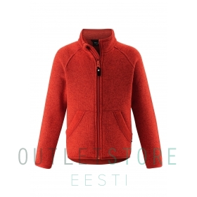 Reima fleese jacket HOPPER Foxy orange