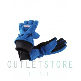 Reimatec waterproof winter gloves TARTU Blue