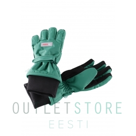 Reimatec waterproof winter gloves TARTU Green