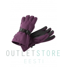 Reimatec winter gloves TARTU Deep purple