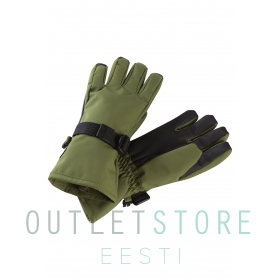 Reimatec winter gloves TARTU Khaki green