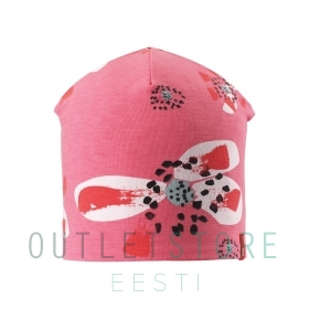 Reima reversible beanie TANSSI Pink rose