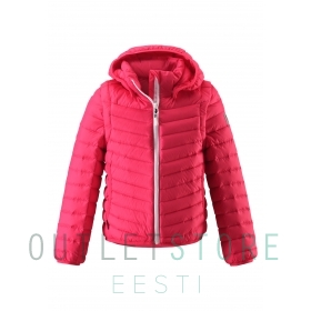 Reima 2in1 down  jacke Float Strawberry red
