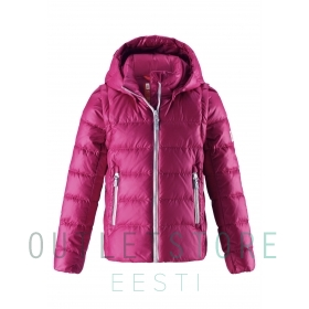 Reima 2-in-1 down jacket Minna Dark Berry
