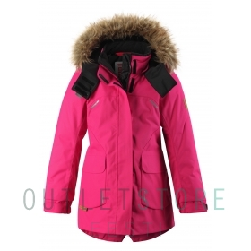 Reimatec® winter jacket SISARUS Raspberry pink