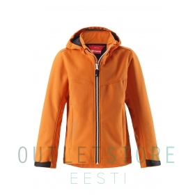 Reima softshell jacket GRUS Orange