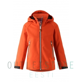 Reima softshell jope VILD Orange