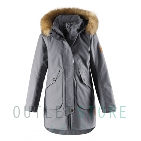 Reimatec® winter jacket INARI Soft grey