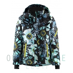Reimatec winter jacket Frost Light turquoise, size 140 cm